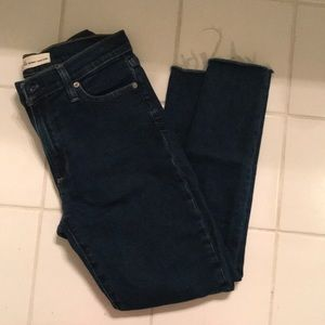 GAP High Waisted Jeans, True Skinny